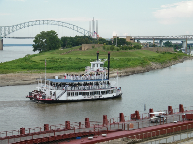 2016 MS Riverboat Cruise #2