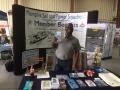 Darrell Roberts working Aqua Boat Show