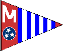 Memphis Sail and Power Squadron Ensign